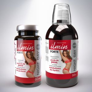 ILMIN FORTE NIGHT & DAY 500ml + ILMIN FORTE NIGHT & DAY Cápsulas